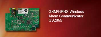 Click to learn more about the GS2065 GSM/GPRS Wireless Alarm Communicator