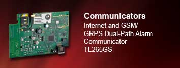 Click to learn more about the TL265G Internet and GSM Communicator